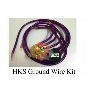 HKS GROUND WIRE KIT - PREMIUM (5 POINT)
