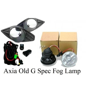 FOG LAMP - AXIA OLD (G SPEC) (SET)