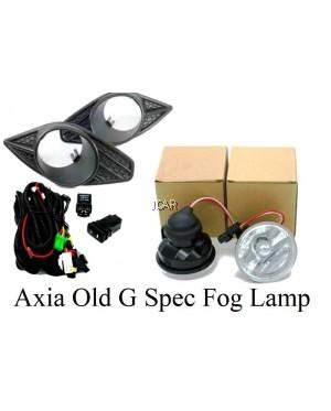 FOG LAMP - AXIA OLD (G SPEC) (SET)