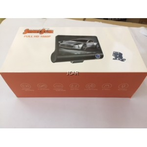 3 WAYS - FULL HD DVR (FRONT/REAR/CABIN CAMERA)