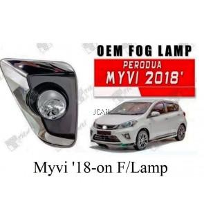 FOG LAMP - MYVI 2018 (SET)