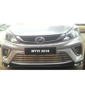 ALUMINIUM F/GRILL - NEW MYVI 2018 (BOTTOM)
