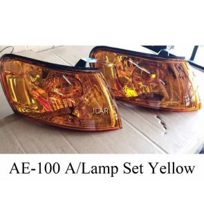 ANGLE LAMP - TOYOTA AE-100 (YELLOW, 2 PCS)