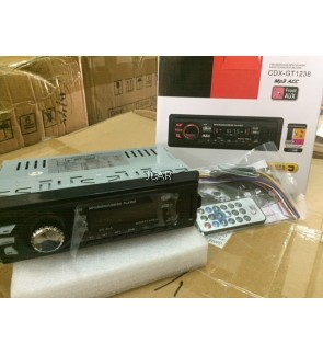 CAR USB MP3 FM PLAYER