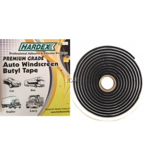 "AUTO GLASS WINDSCREEN SEALANT BUTYL TAPE 5/16"" (ROUND)"