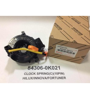 Clock Spring (10Pin) - Toyota Hilux / Innova / Fortuner