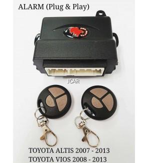 CAR ALARM - TOYOTA ALTIS/VIOS