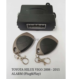 CAR ALARM - TOYOTA HILUX VIGO