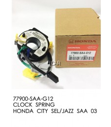 CLOCK SPRING - HONDA CITY / JAZZ