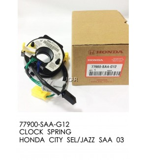 CLOCK SPRING - HONDA CITY / JAZZ