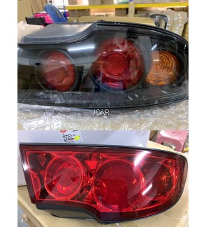 LED TAIL LAMP - PROTON PERDANA V6 (SMOKE / RED)