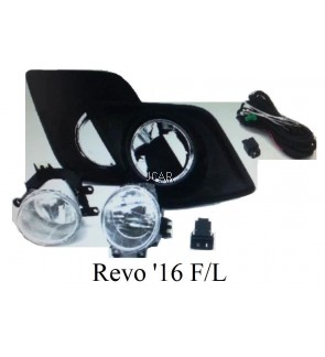 FOG LAMP - TOYOTA HILUX REVO (FULLSET)