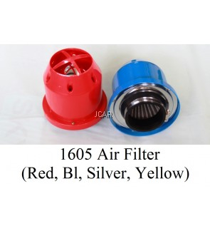 AIR FILTER - 1605 (YELLOW,RED,BLUE,TI)