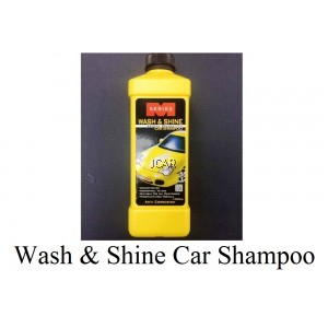 M.SERIES WASH & SHINE SHAMPOO -1000ML