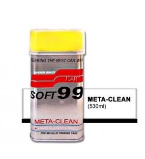 SOFT 99 - META CLEAN WAX (GOLD)