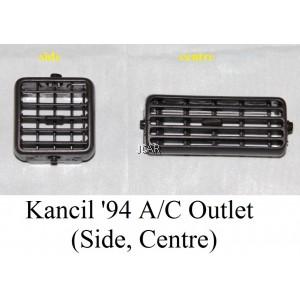 A/C OUTLET - KANCIL '94 (Side / Center)