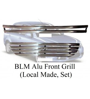 STYLISH ALUMINIUM F/GRILL - SAGA BLM (SET)