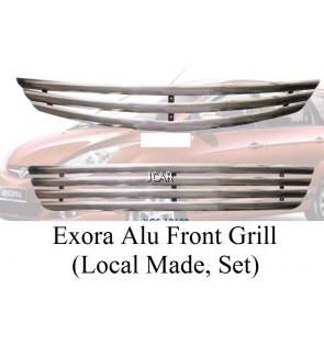 STYLISH ALUMINIUM F/GRILL - P.EXORA (SET)