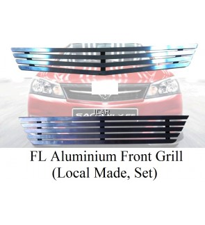 ALUMINIUM F/GRILL - SAGA FL (SET)