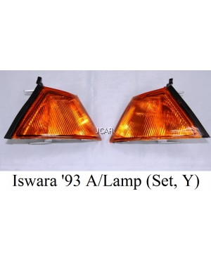 ANGLE LAMP - ISWARA '93 (SET, YELLOW)
