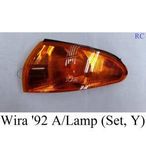 ANGLE LAMP - WIRA '92 (UNIT, SET, YELLOW)
