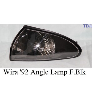 ANGLE LAMP - WIRA '92 UNIT (F.BLACK)