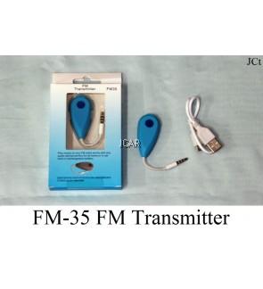 FM TRANSMITTER - FM35