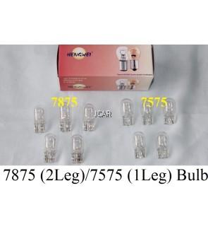 BULB - 7875 (2 LEG), 7575 (1 LEG)