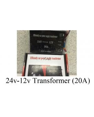 20A 24V - 12V TRANSFORMER