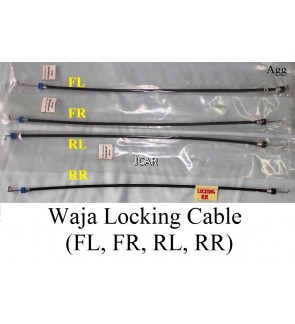 DOOR LOCKING CABLE - WAJA (FL,FR,RL,RR)