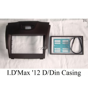 DOUBLE DIN CASING - I.D.MAX 2012