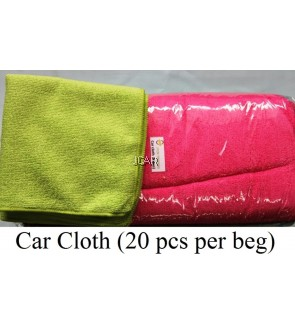CAR CLOTH (20PCS/PACK)