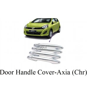 DOOR HANDLE COVER - P.AXIA '14 (CHROME)