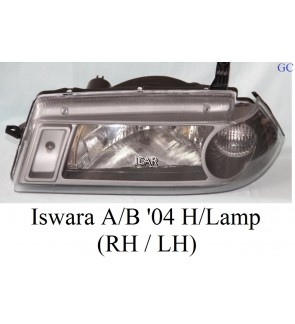 HEAD LAMP - ISWARA A/B '04 (RH, LH)