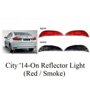 REFLECTOR LIGHT - H.CITY (RED)