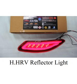 REFLECTOR LED LIGHT - H.HRV (RED/SMOKE)