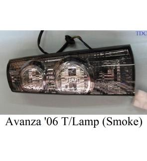 TAIL LAMP - AVANZA '06 (SMOKE, SET)