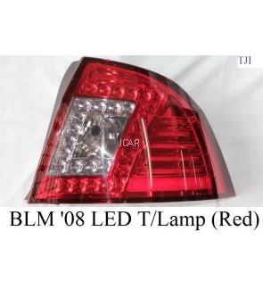 LED TAIL LAMP - SAGA BLM '08 (RED)