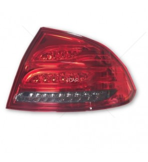 LED TAIL LAMP - SAGA FL,FLX WITH LIGHT BAR