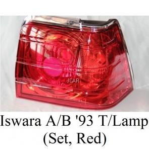 TAIL LAMP - ISWARA A/B '93 (RED)