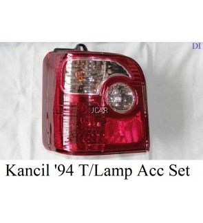 TAIL LAMP - KANCIL '94 (ACC SET)