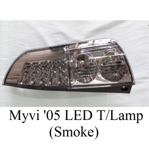 LED TAIL LAMP - MYVI '05 (SMOKE)