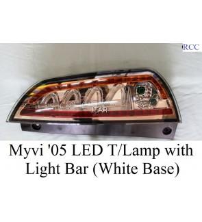 TAIL LAMP - MYVI '05 WITH LED LIGHT BAR