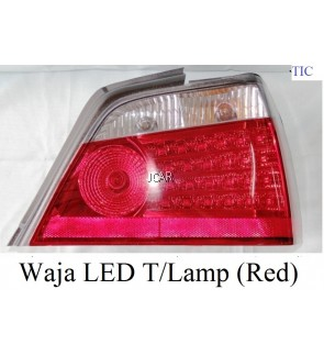 LED TAIL LAMP - WAJA '00 (RED / SMOKE)