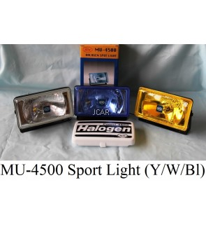 SPOTLIGHT - MU-4500 (WHITE, YELLOW, BLUE)