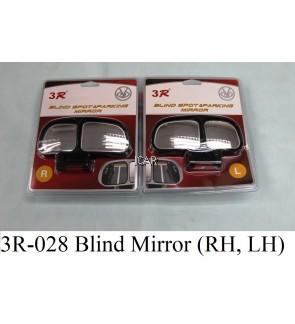BLIND MIRROR - 3R-028 (RH, LH)