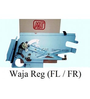 REGULATOR WITHOUT MOTOR - WAJA *MT* (FR,FL)