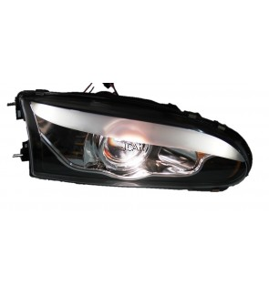HEAD LAMP - WIRA HI LOW BEAM WITH ANGLE LAMP (SET)