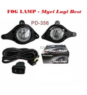 FOG LAMP - MYVI LAGI BEST (PD-356)
