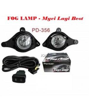 FOG LAMP - MYVI LAGI BEST (PD-356)